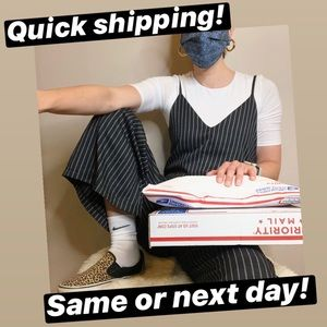 Fast shipping!  Same or next day!